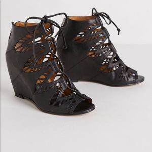 Dolce Vita for Free People Wedge Sandals
